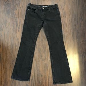 Gap jeans sexy boot cut fit size 8